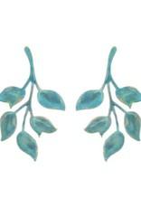 We Dream In Colour Verdi Single Ophelia Earrings