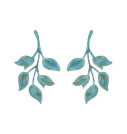 We Dream In Colour Verdi Single Ophelia Earrings
