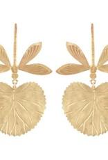 We Dream In Colour Natori Dragonfly Earrings