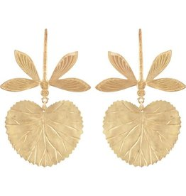 We Dream In Colour Natori Dragonfly Earrings