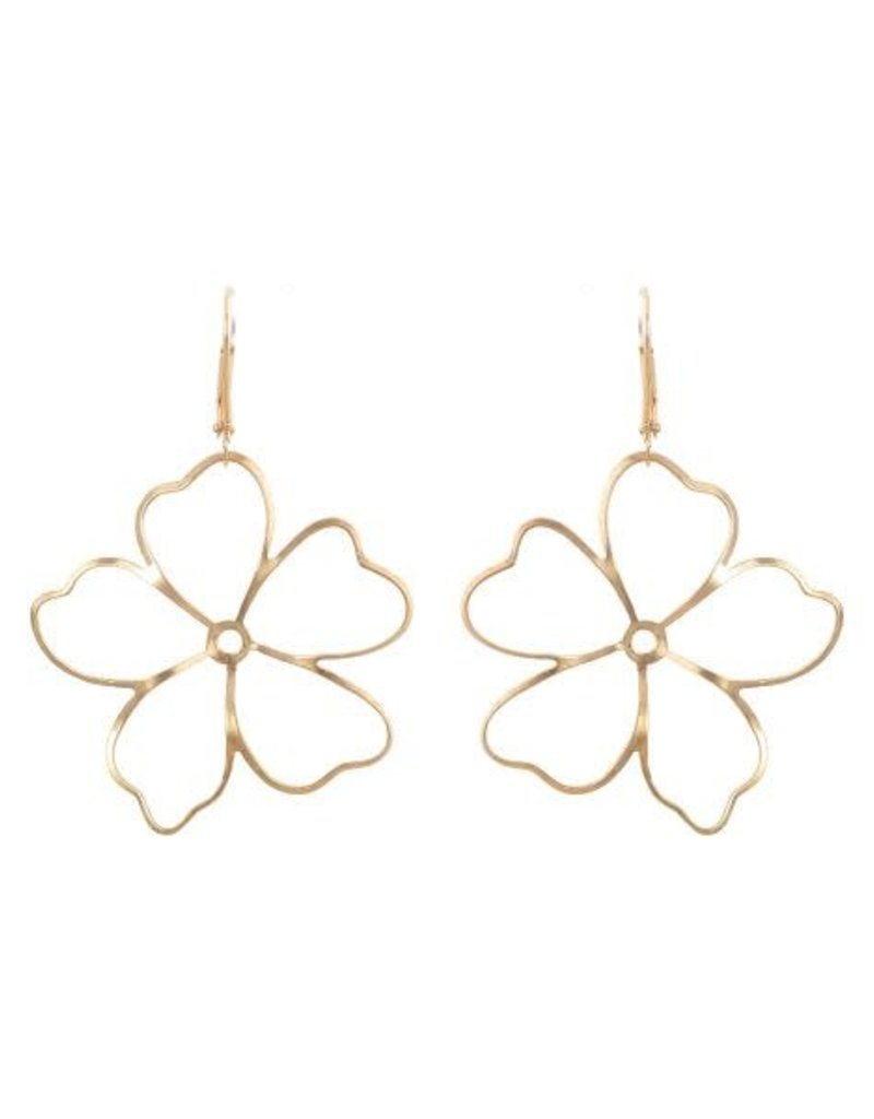 We Dream In Colour Small Antheia Earrings