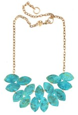 We Dream In Colour Verdigris KiKi Necklace
