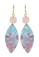 We Dream In Colour Blush Kasia Earring