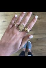 Eden Presley Moon and Back Flip Ring