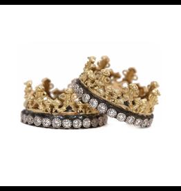 Armenta Old World Crown Ring