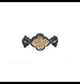 Old World Open Scroll Cuff Bracelet
