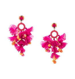 Ranjana Khan Moon Jelly Earring