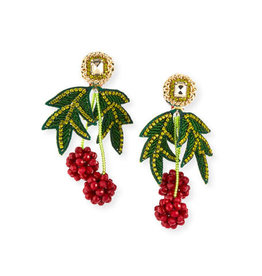 Ranjana Khan Les Framboises Earrings