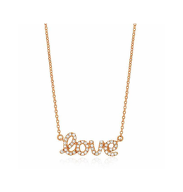 Liven LOVE necklace