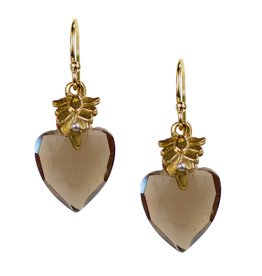 Ventura Smoky Quartz Earring