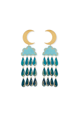 We Dream In Colour Night Shower Earrings