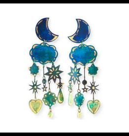 Gilded Yasmine Earrings