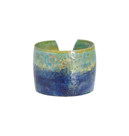 We Dream In Colour Watercolour Urchin Cuff
