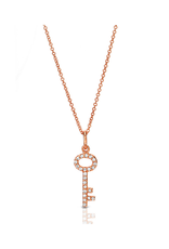 Liven Liven Key Necklace