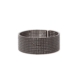 Theia Theia Black Bangle