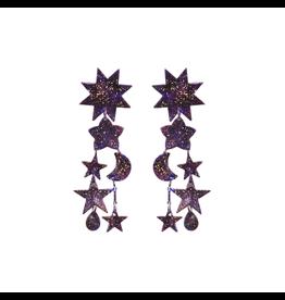 Gilded Colibri Earrings