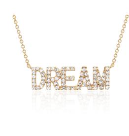 EF Collection Mini Diamond Dream Necklace