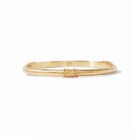 Julie Vos Catalina Bangle Gold Large