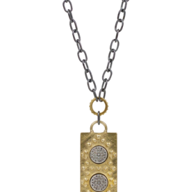 Channel Mantra Necklace