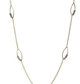 Labradorite Lucca Necklace