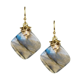 Labradorite Kinsley Earrings