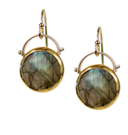 Labradorite Large Dipsea Earrings