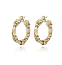 Gas Bijoux Ariane Earrings Gold