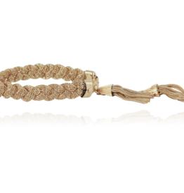 Gas Bijoux Tresse Bracelet Gold