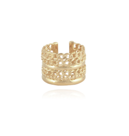 Gas Bijoux Rafael Ring Gold