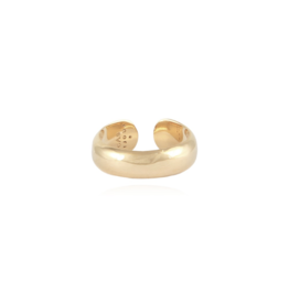 Gas Bijoux Jonc Ring Gold
