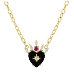 Eden Presley Queen of Hearts Necklace