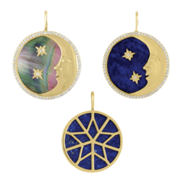 Eden Presley More than the Moon and All The Stars Pendant
