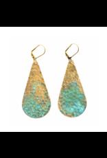 We Dream In Colour L. Aleta Teardrop Earrings