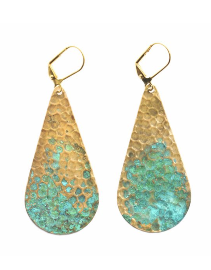 We Dream In Colour L. Aleta Teardrop Earrings