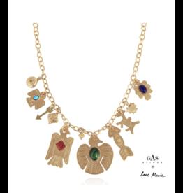 Santa Love Necklace