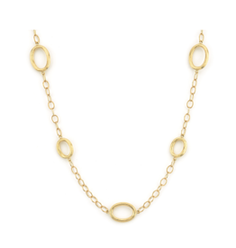 JFJ Link Long Oval Chain
