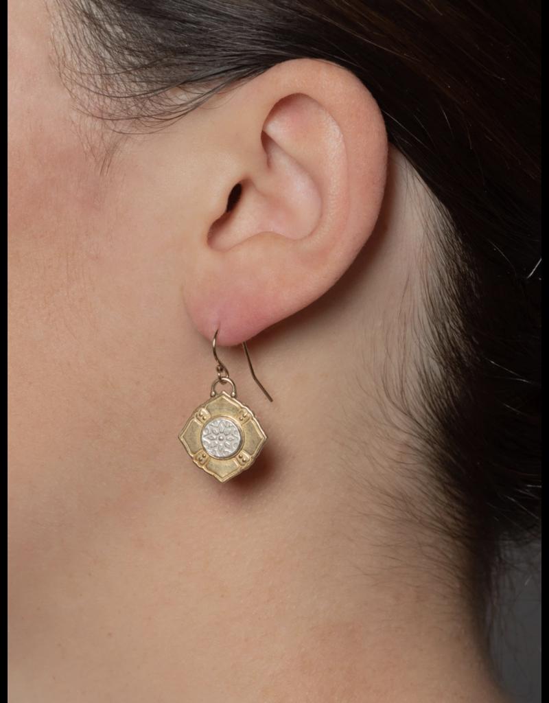 Meta Earrings