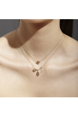 Tiny Space Charms Necklace