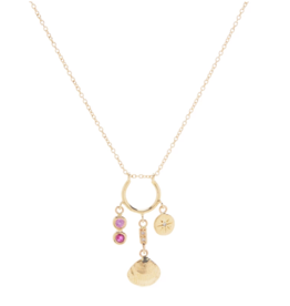 Scosha Ocean Treasure Necklace