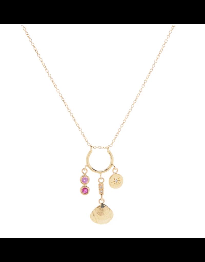 Scosha Ocean Treasure Necklace