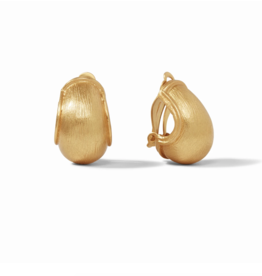 Julie Vos Aspen Clip Earrings