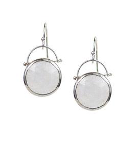 Large Moonstone Dipsea Earrings
