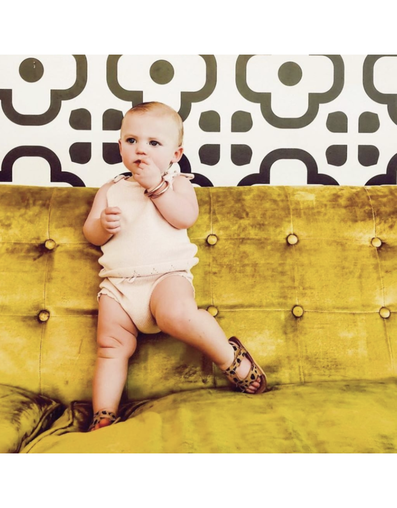 Rose Gold Bangle Single For Babies