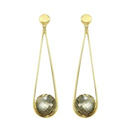 IPANEMA EARRINGS CITRINE