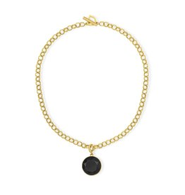 SIGNATURE KNOCKOUT COLLAR BLACK ONYX