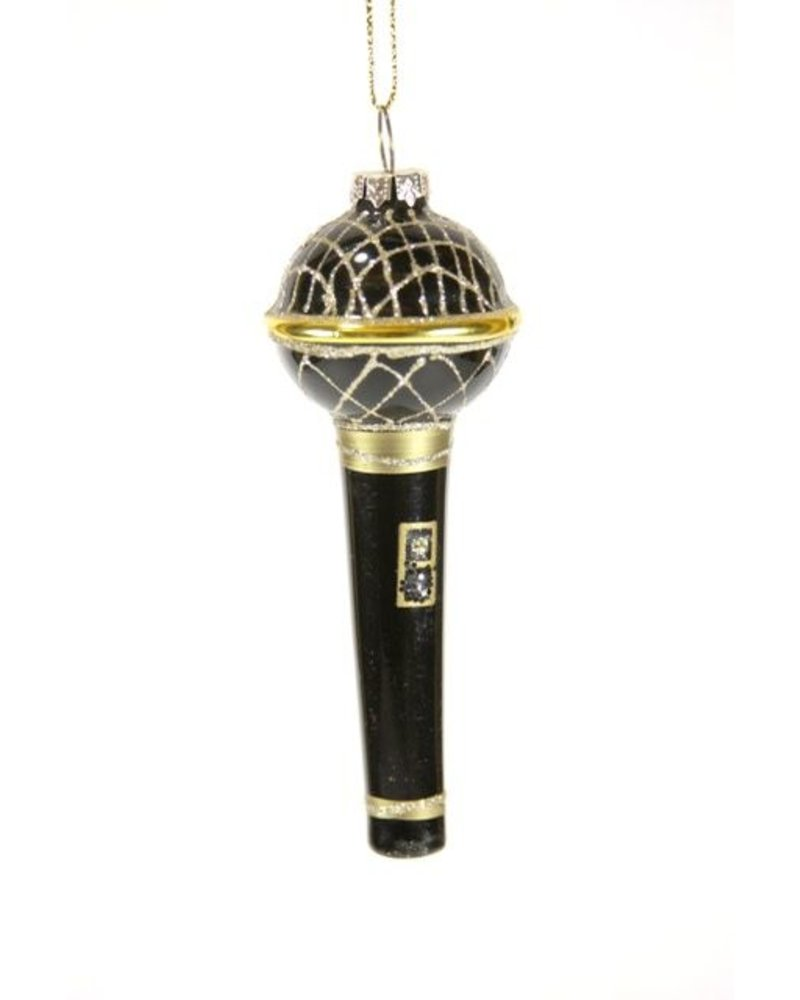 Cody Foster Fancy Microphone Ornament