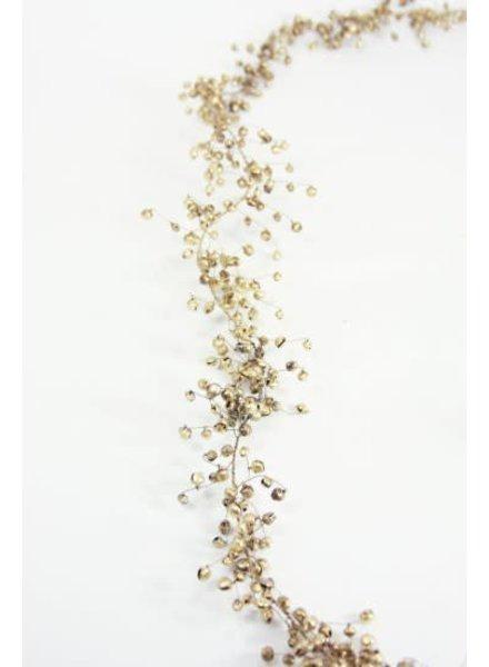 Jingle Garland- Gold