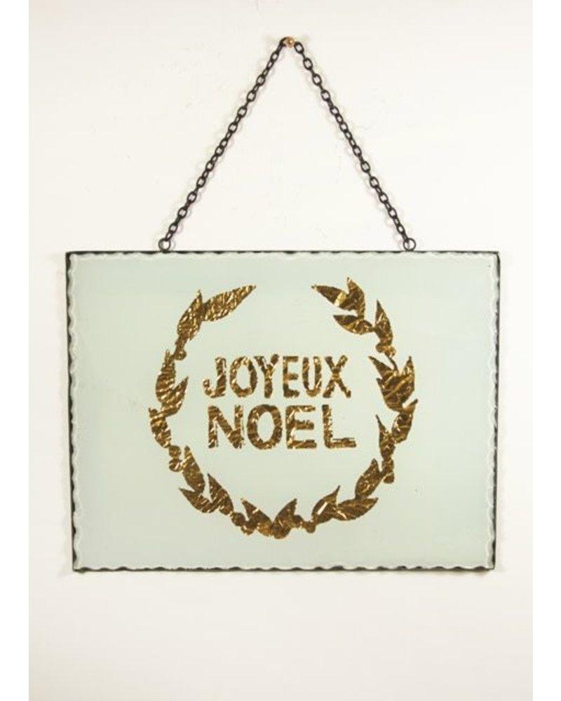 Cody Foster Joyeux Noel Sign