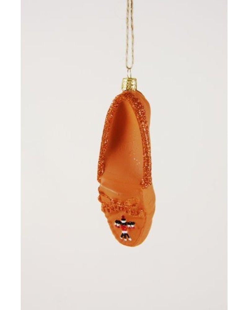 Cody Foster Moccasin Ornament