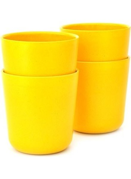 Ekobo Gusto 11oz Medium Cup- Lemon